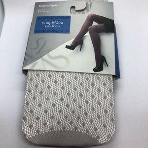 $5 💵 SALE Simply Vera Vera Wang fashion tights